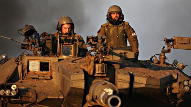"""לוחמי צה""""ל, צילום: Getty images Israel"""