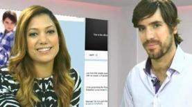 ליטל שמש ויובל כנפי ב'רק רשת', צילום: אייסTV