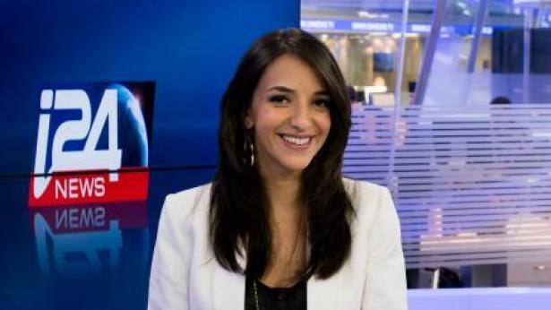 לא רק מגישה: לוסי אהריש תנהל את הפריים-טיים באנגלית וערבית ב-i24
