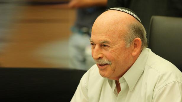 ניסן סלומינסקי, צילום: ועדת הכספים