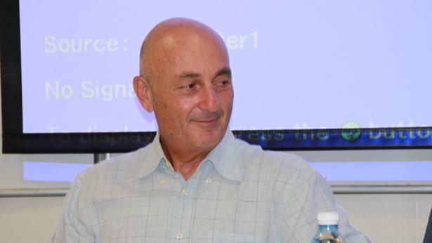 יעקב (לוקסי) לוקסנבורג, צילום: אבי שאולי