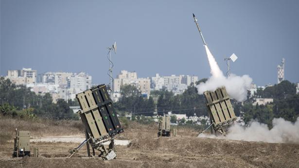 כיפת ברזל, צילום: Getty images Israel
