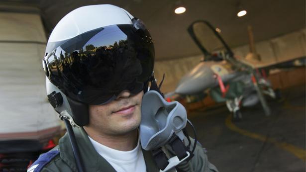 טייס חיל האוויר הישראלי, צילום: Getty images Israel