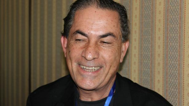 עמוס שוקן, גדעון לוי (צילום: אלכסנדר כץ), צילום: אלכסנדר כץ