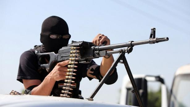 "פעיל דאע""ש, צילום: Getty images Israel"