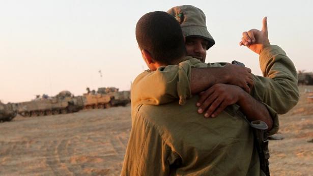 גיוס מילואים, צילום: Getty images Israel