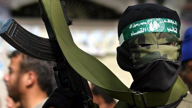 פעיל חמאס, צילום: Getty images Israel