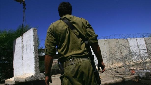 """חייל צה""""ל, צילום: גטי אימג'ס"""