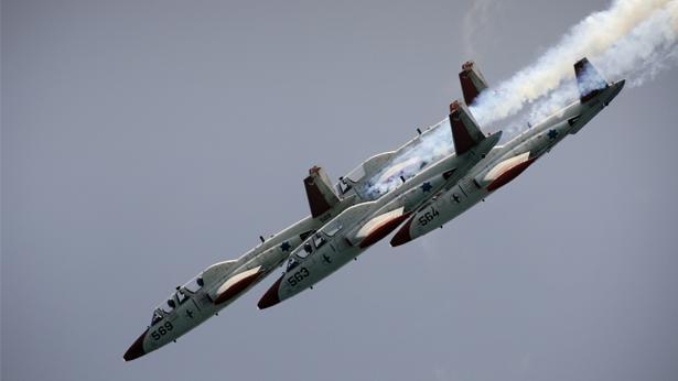 """מטוסי חיל האוויר, צילום: דובר צה""""ל"""