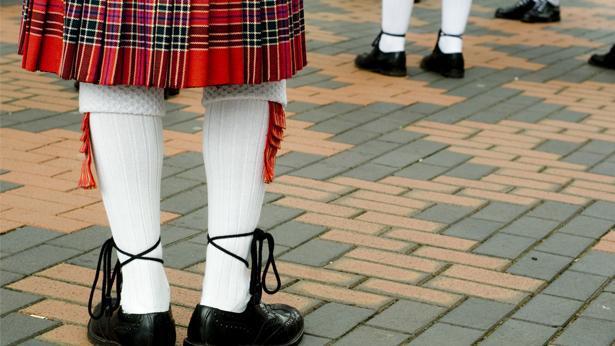 חצאית סקוטית, צילום: Getty images Israel