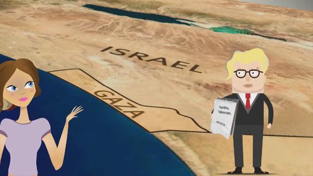 למה ישראל לא כובשת את עזה?, צילום מסך