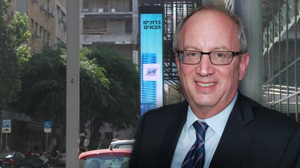 יוסי ביינארט בורסה, צילום: Bizportal