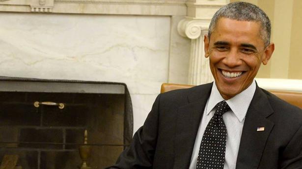 """ברק אובמה, צילום: אבי אוחיון; לע""""מ"""