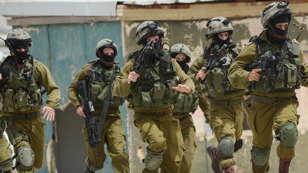 """חיילי צה""""ל באימון, צילום: דובר צה""""ל"""
