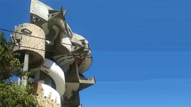 בית הספירלה רמת גן, צילום: לירן סהר