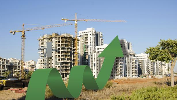 """עלייה בנדל""""ן, צילום: Getty images Israel"""