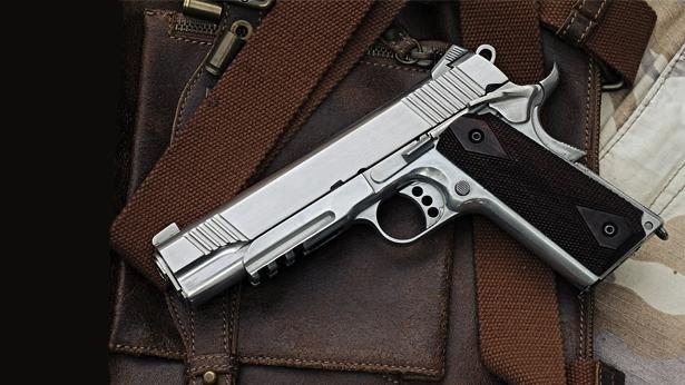 אקדח, צילום: Gett images Israel