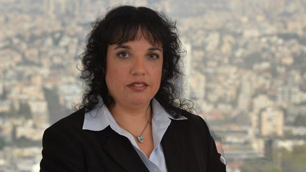 איילת ניר, צילום: גיא אסייג