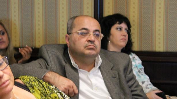 """אחמד טיבי בכנס העיתונות: """"מסתבר שדובר צה""""ל הוא שקרן עד שיוכח אחרת"""""""