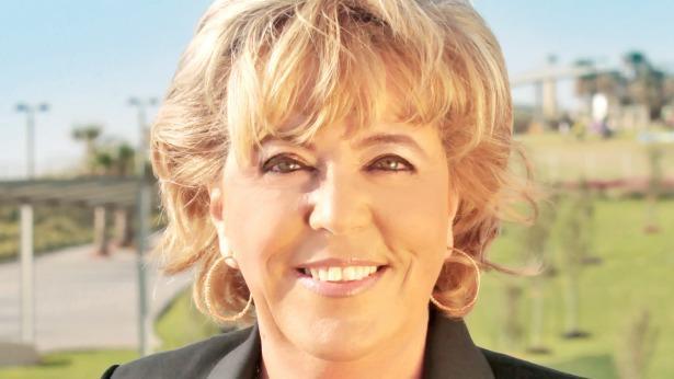 מרים פיירברג, ראש עיריית נתניה, צילום רענן כהן