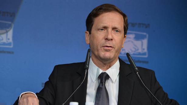 בוז'י הרצוג, צילום: ועידת ישראל לעסקים; תמר מצפי