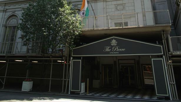 מלון פייר בניו יורק, (צילום: Getty images Israel)