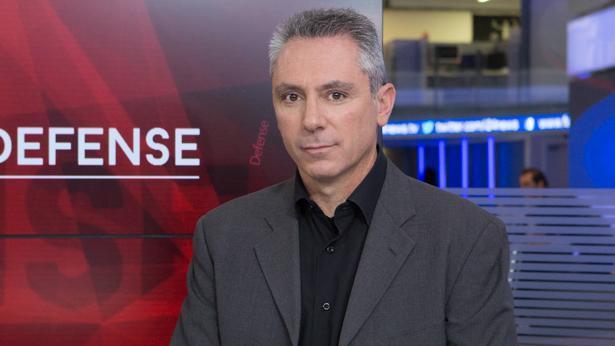 במקביל לעבודתו בערוץ 10: אלון בן דוד יגיש תכנית בנושאי ביטחון ב-i24news