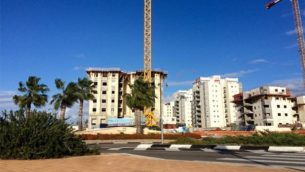 בנייה חדשה, צילום: לילך צור