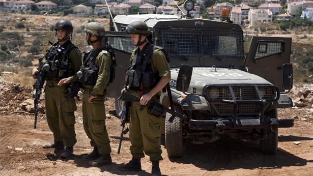 חיילים ורכב צבאי, צילום: Getty images Israel