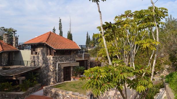 """בית בעין הוד, צילום: יח""""צ"""
