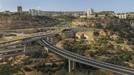 מנהרת הכרמל  בחיפה, צילום: גטי אימג'ס