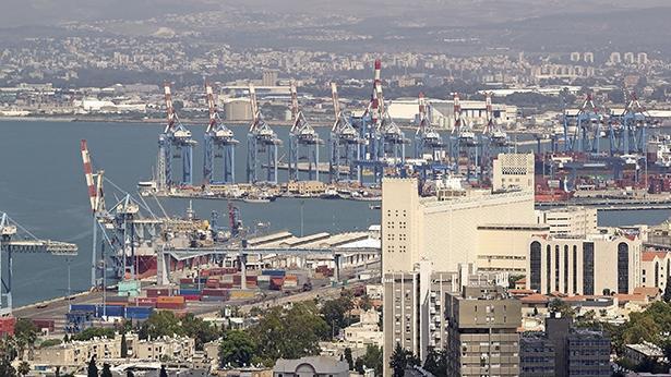נמל חיפה, צילום: Getty images Israel