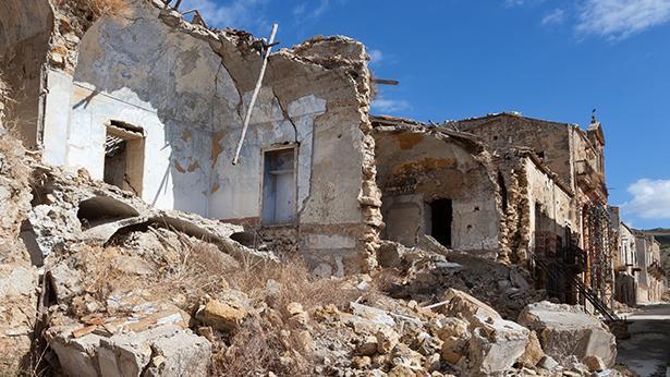 רעידת אדמה, צילום: Getty images Israel