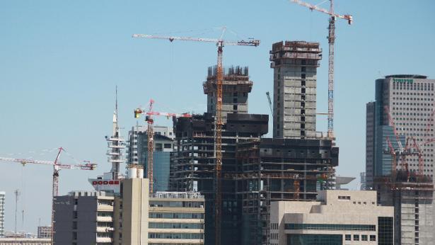 בנייה, צילום: לילך צור