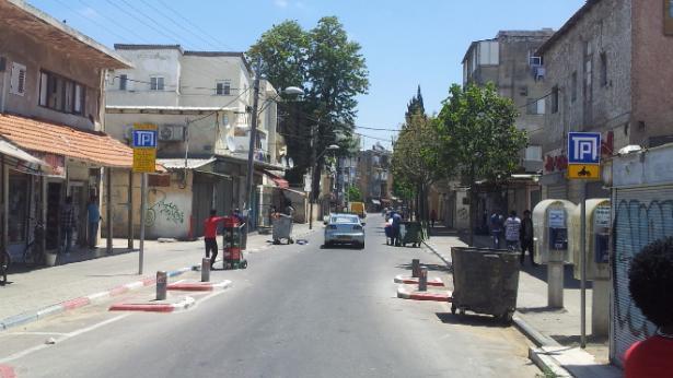 תל אביב, צילום: אבי שאולי