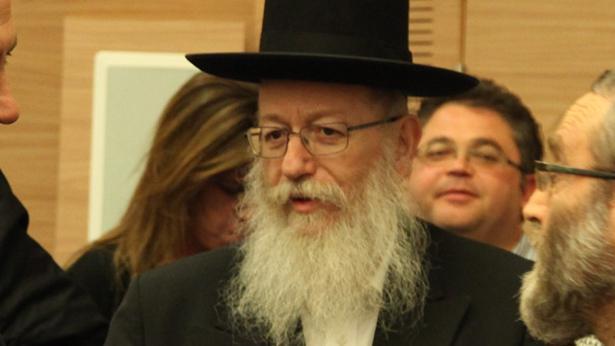 יעקב ליצמן, צילום: דוברות ועדת הכספים