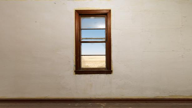 חלון דירה, צילום: Getty images Israel