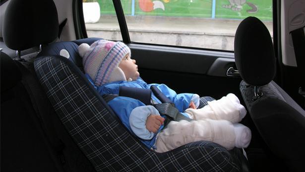קמפיין לא לשכוח את הילדים ברכבים; אילוסטרציה, צילום: Getty images Israel
