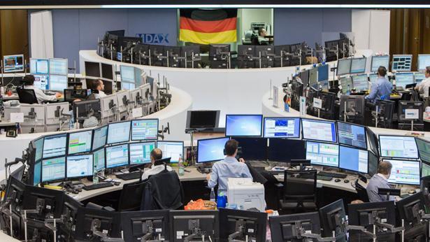 בורסת פרנקפורט גרמניה, צילום: Getty images Israel