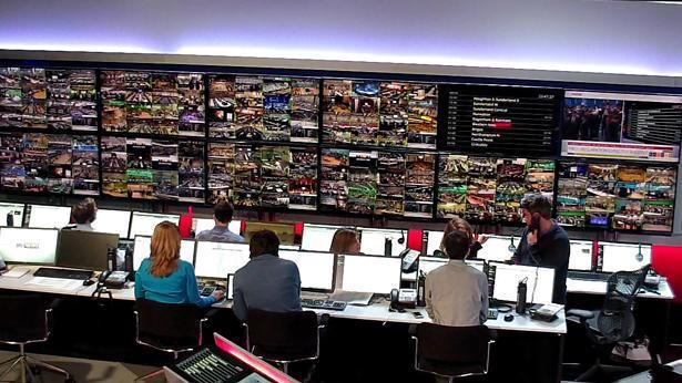 אולפני Sky news, צילום: Sky news