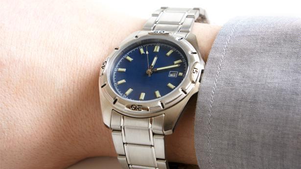 שעון יד, צילום: Getty images Israel