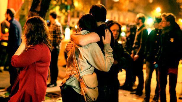 התקפת הטרור בפריז, צרפת, צילום: Getty images Israel