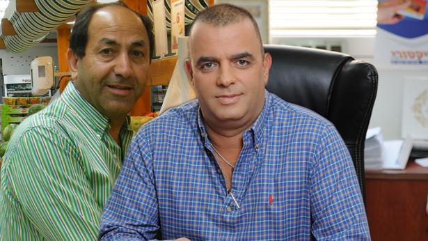 """איל רביד רמי לוי, צילום: יח""""צ"""