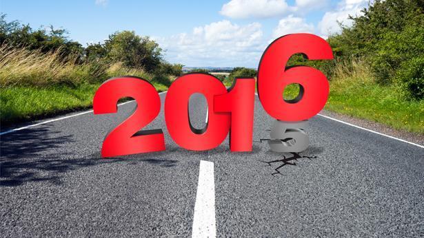 2016 שנה חדשה, צילום: Getty images Israel
