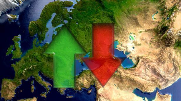 אירופה מגמה מעורבת, צילום: Getty images Israel