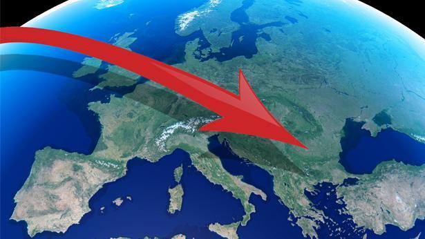 אירופה מאבד גובה, צילום: Getty images Israel