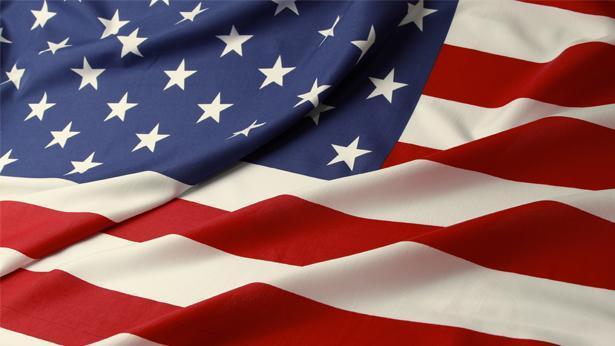"""דגל ארה""""ב, צילום: Getty Images Israel"""