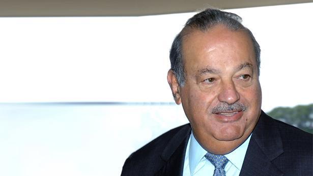 קרלוס סלים, צילום: Ag?ncia Brasil