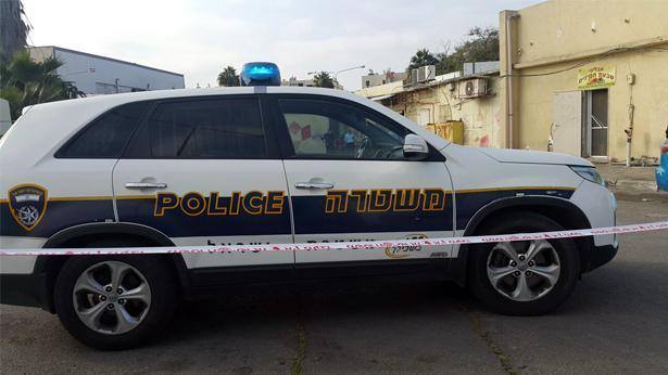 ניידת משטרה, צילום: חטיבת דוברות המשטרה