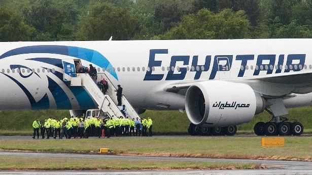 EgyptAir, צילום: Getty Images Israel